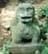 諏訪神社の狛犬づくし